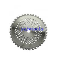 China Lawn Mower Blades, brush cutter blades.   on sale