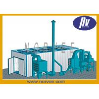 Best environmental Sandblasting Room for Shipyard to Clean Structural Steel wholesale