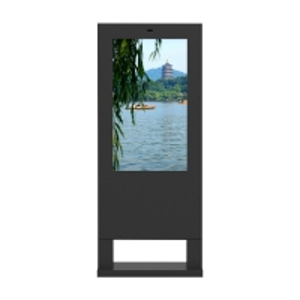 Best H81 1080P Outdoor Digital Signs For Business 2000cd/M2 I3 I5  I7 wholesale
