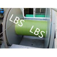 Cheap Oil Field Logging Well Winch / Offshore Winch With Lebus Groove Sleeves for sale