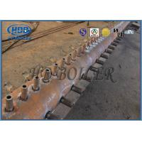 Best Carbon Steel High Efficient High Temperature Resistant Header For CFB Boiler wholesale