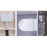 Best Ceramic sanitary ware Bathroom sanitary Bathroom bowl Space saving Bathroom ceramic wall mount toilet wholesale