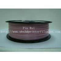 Best High Strength White To Purple Color Changing Filament 1kg / Spool wholesale