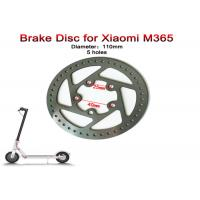 Best 110mm Brake Disc Rotor Electric Scooter Accessories Steel Material For XiaoMI Mijia M365 wholesale