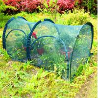Best 200*100*100cm Easy Shade Cloth Garden , Grow Tunnel Shade Cover For Garden 14KG 210D oxford PA coated, UV50+, 90gsm poly wholesale