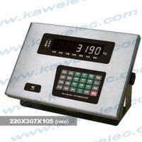 Kampuchea buy digital weighing indicator XK3190-DS3, DHM9BD10-C3-40t-12B3 ZEMIC load cell