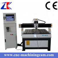 Best air cooling spindle,4th axies cnc woodworking router ZK-9012 (900*1200*120mm) wholesale