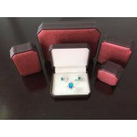 Buy cheap Fancy Gem Jewelry Plastic Box For Bracelet / Earring / Pendant Packaging from wholesalers