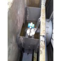 Buy cheap 5um TSS removal solid and liquid separator / deep stp treatment filter from wholesalers