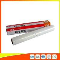 Best Household Eco Friendly Plastic Cling Wrap For Food / Vegetables Packaging wholesale