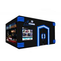Best VR Chair Motion Theater 5D 7D Virtual Reality Cinema Gaming Platform Equipment wholesale