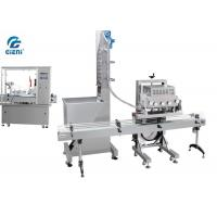 Best Adjustable Essential Oil Filling Machine With Automatic Capping Machine wholesale