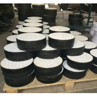 Cheap High quality and multi function used rubber bearing pad for bridge for sale