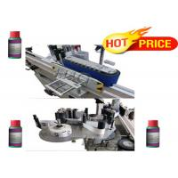 Best Automatic stick self adhesive bottle round bottle labeling machine for factory wholesale