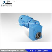 China F Series Parallel Shaft Helical Gear Reducer Gearbox on sale