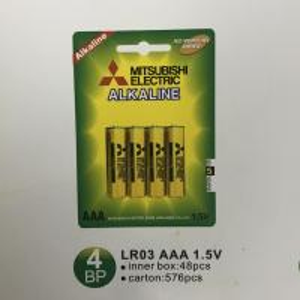 Best mitsubishi alkaline battery LR03 LR6 wholesale