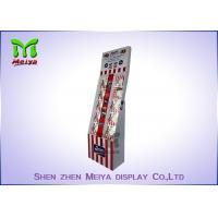 Cheap Festival Christmas Customize Promotion Display Stand / Cardboard Poster Display for sale