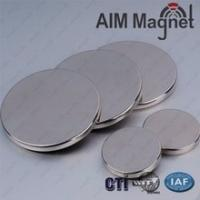 Best Permanent type ndfeb Magnets Disc Magnet D16*3mm wholesale