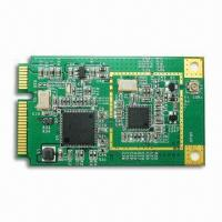 Best Mini PCI-E DVB-T TV Tuner Module, Suitable for Laptop PC, Supports H.264/MPEG-2 or Mixed MPEG-1/AC-3 wholesale