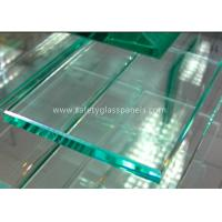 Quality Sightseeing Elevator Laminated Safety Glass Low-iron with 12.76--25.52mm wholesale