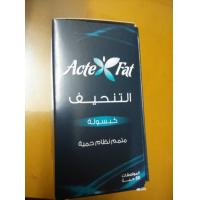 Best Acte Fat Original Slimming Loss Weight Capsule GMP Certified New Arrival Acte Fat Dietary Supplement Slimming Capsule wholesale