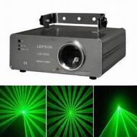 Best Single Green 100mW Fat Sky Beam Laser Stage Lighting, Suitable for Concerts and Weddings wholesale