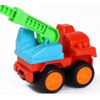 Best Hands Pushing truck inertia toy car inertia toy ambulance helicopter crane Inertia Police Vehicle fire engine for kid wholesale