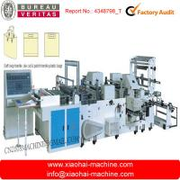 Best Soft Loop Handle Automatic Shopping Bag Making Machine PLC Controlled wholesale
