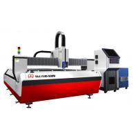 Quality Laser Size 1500 * 3000mm IPG Fiber Laser Cutter / Cutting Machine For Metal wholesale