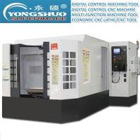 Cheap 630*630mm Double Rotary Table Horizontal CNC Machining Center Exchange Horizontal CNC for sale