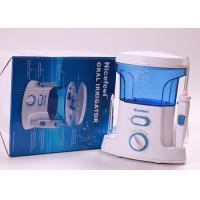 Best Ultrasonic Water Jet Dental Flosser , Water Jet Teeth And Gum Cleanser wholesale