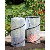 Best Pop-up grow bag Garden Plant Accessories polyethylene greenhouse fabric and mesh for tomato wholesale