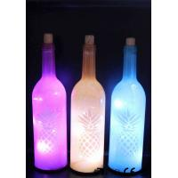 Best Decorative Wine Bottle Led Lights For Home / Party / Events WB-030 wholesale