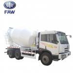 Best Small Self - Loading Concrete Mixer Truck JIEFANG FAW J5M 4*2 6*4 wholesale