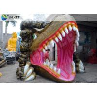 Best Attractive Cinema 5D Simulator 5D Movie Theatre Dinosaur Design Cabin wholesale