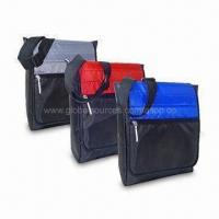 China 10.5 x 4 x 14 Inches Laptop Bag with Large Zippered Main Compartment, Made of 210 and Foam on sale