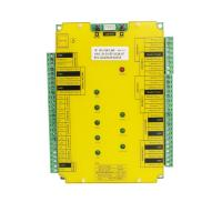 Best Web Wiegand Access Control  Four Doors Wiegand 26~34 Bit RS485 20000 User Capacity wholesale