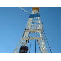 Best hydraulic Drilling Rig derrick - mast 2200N·m Max.Torque for drilling rig wholesale