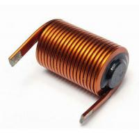 Best Ferrite Rod Core High Frequency Choke Coil Inductor Air Coils With Flat Wire wholesale