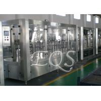 Best 4 in 1 Monoblock Pulp Juice Beverage Production Line for PET Bottle wholesale