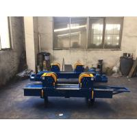 Best Q235 Manual Screw Adjustment Double Drive Pipe Welding Roller With 20 Ton Top Loading wholesale
