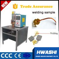 Best Medium Frequency Small Size DC Welding Machine For Electrical Copper Relay / Shunt wholesale