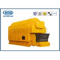 Best Automatic Industrial Steam Hot Water Boiler Coal Fired Horizontal Single Drum wholesale