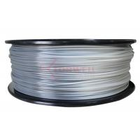 Cheap 3D Plastic Filament PLA Color Changing Filament 1.75MM , 3D Printing Consumables for sale