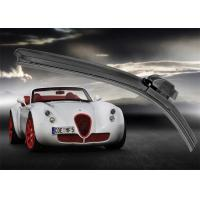 Best Raw Rubber Car Window Wiper Blades U - hook Arm Support All Weather Performance wholesale