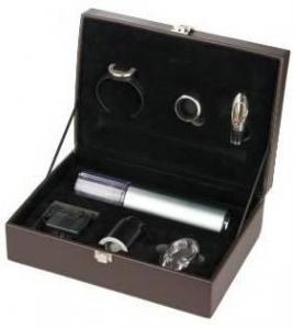 China Wine Sets Accessories Kit Wine Automatic Corkscrew Opener RechargeableWine Bottle Opener  TZ-5 on sale