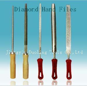 Best Diamond Hand File (DLE029) wholesale