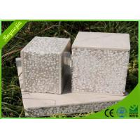 China Heat Resistance Fast Construction EPS Wall Panel , Sandwich Panels For Walls on sale