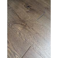 Best Character white oak engineered wood flooring with brown stained wholesale