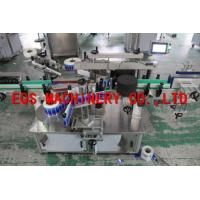 Cheap Round Cans / Jars Automatic Labeling Machine 1-30 m / min 120mm width for sale